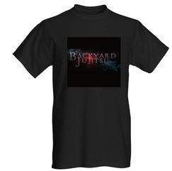 Backyard Jujitsu T-shirt front.png