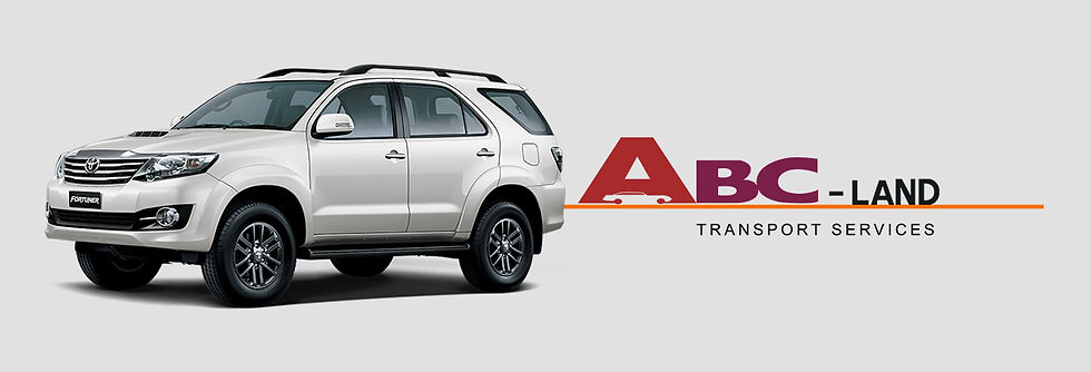 Car Rental in Davao City | ABC - Land Transport Services