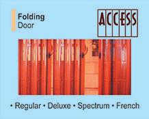 Folding Door in Makati City Metro Manila