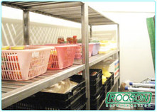 Fabricated Fish Chiller
