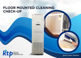 Aircon cleaning and repairs services