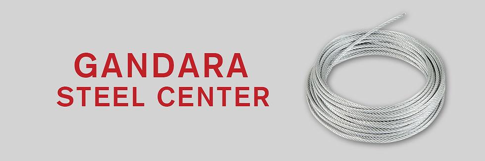 Gandara Steel Center - Galvanized and Ungalvanized Wire Ropes