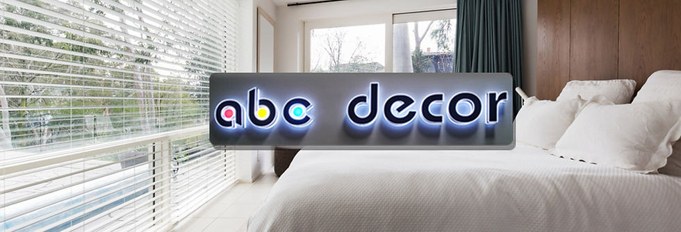 Window Blinds and Sunscreen Shades in Makati City - ABC Decor Centre