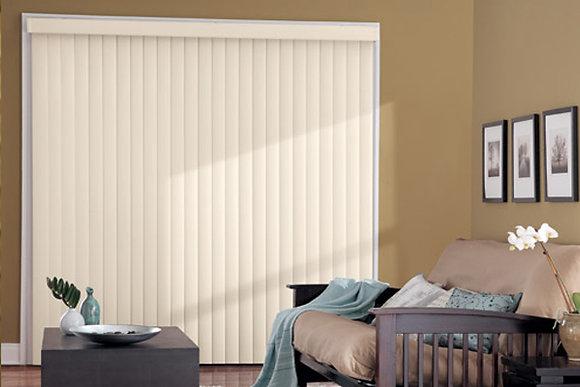 Vertical Blinds - PVC