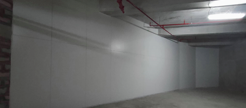 Partition Works in Makati City Metro Manila