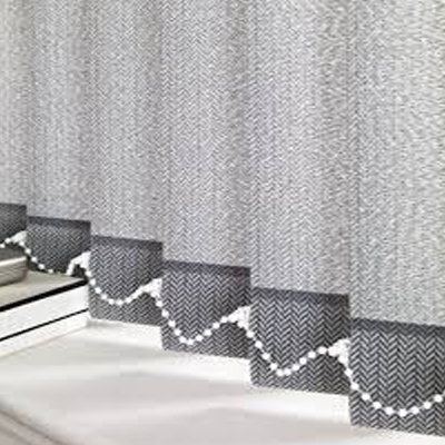 Vertical Blinds - Fabric