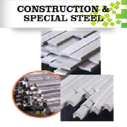 construction and special steel