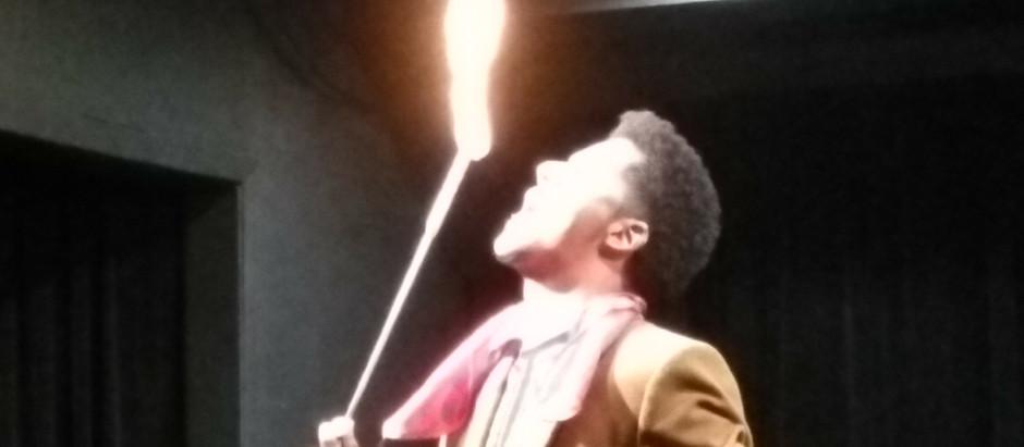 Arthur The Magic Savage Joins #GoodTimesPPV