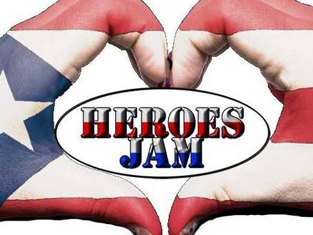 HEROES JAM Virtual Concert Honors First Responders