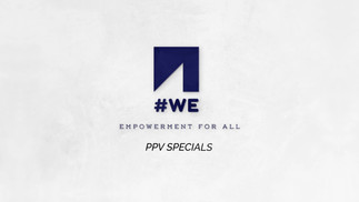 #We Logo Animation