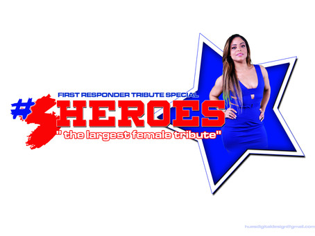 #SHEROES is COMING! ...Largest Female TV Tribute