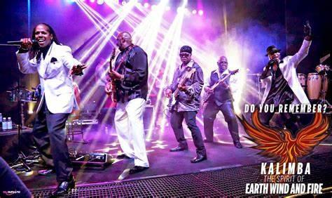 Kalimba/ The Spirit of Earth, Wind & Fire Joins #GoodTimesPPV on Jan. 30