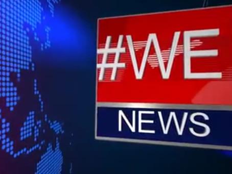 #WE News Coming Nationally