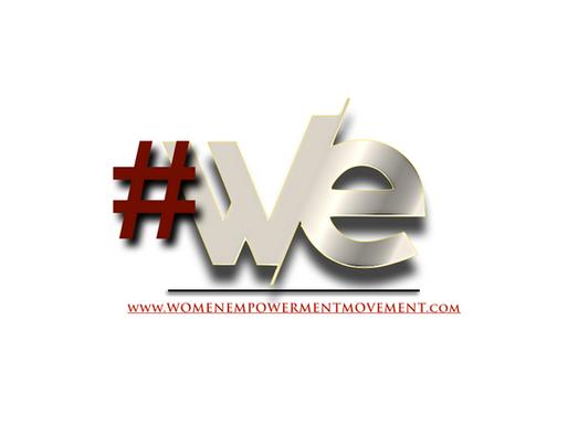 #WE Denounces Violence, Looting