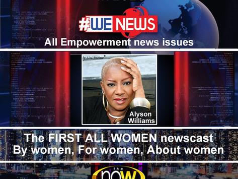 #WeNews Announces Production