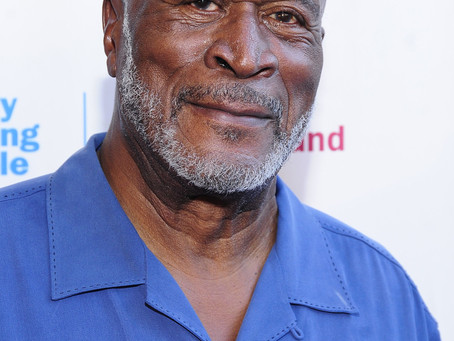 John Amos Stars on #GoodTimesPPV  on Jan.30
