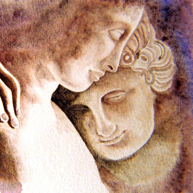 Amour et Psyche, watercolor.jpg