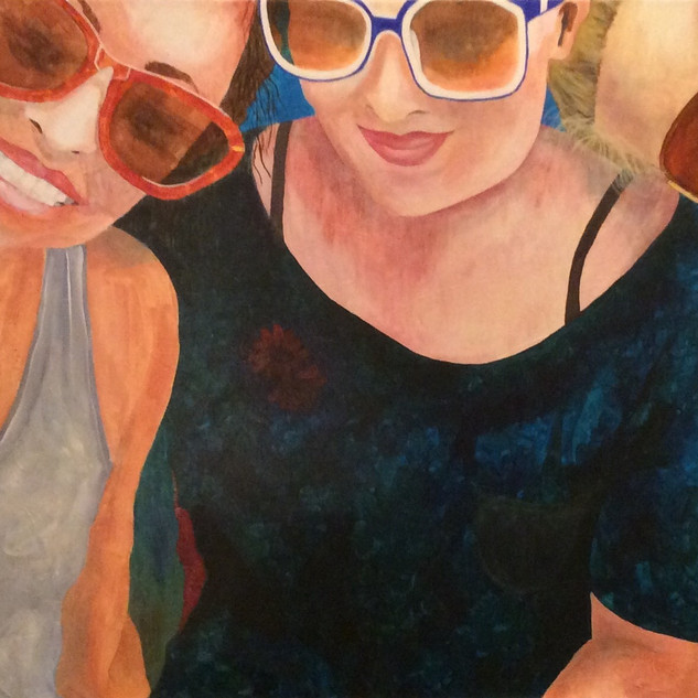 Family of Friends, acrylic, 24x48.jpg