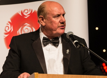 National League: Chairman Brian Barwick to stand down at end of the season