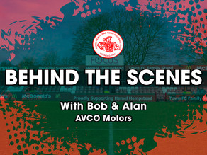 Mitch chats to Avco Motors