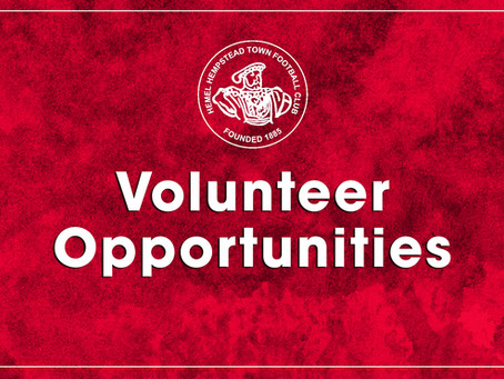 Volunteer Opportunities - Covid-19