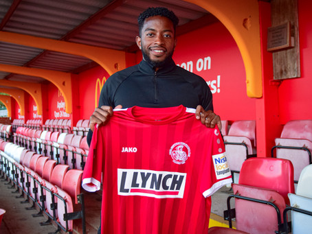 WELCOME | Reece Beckles-Richards