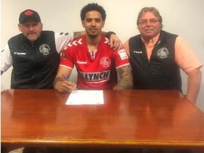 Tudors sign Cole Kpekawa