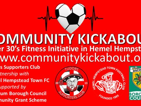 Community Kickabout