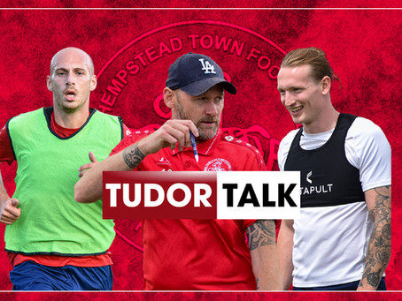 TUDOR TALK | Catch Up