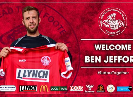WELCOME | Ben Jefford