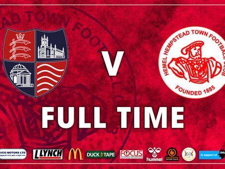 FULL TIME: Reaction as The Tudors take all 3 points
