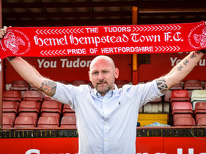 Managerial Appointment   Lee Bircham