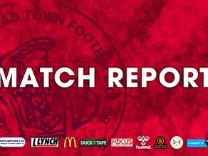 MATCH REPORT: Tonbridge Angels 1-2 Hemel Hempstead Town