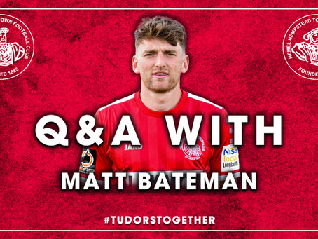 Getting to know   Matt Bateman