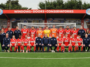 Hemel Hempstead Town First-Team Squad 2020/21 season