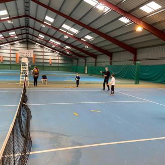 tennis école