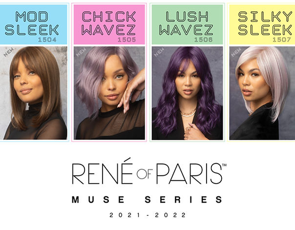 4 New Styles By Muse Series