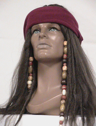 Pirate Wig By Wig America