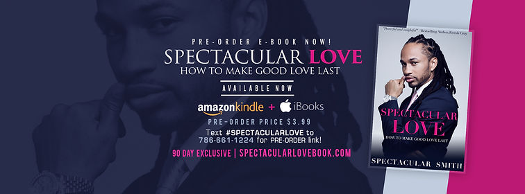 Banner Desig For Pretty Ricky Spectacular