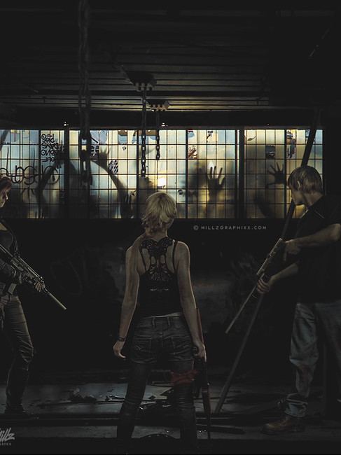 Walkers Attack