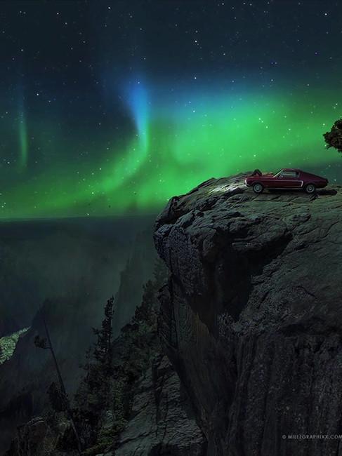 Aurora Mountain