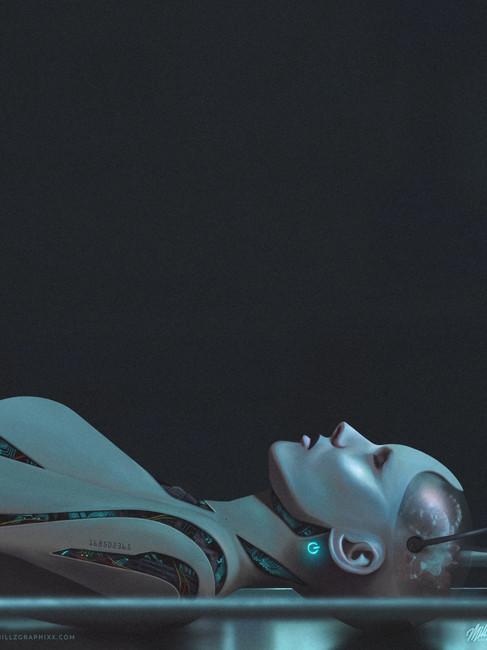 Sci-Borg 2055