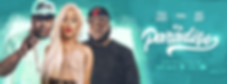 Banner Design For Slip N Slide Records & Love & Hip Hop Miami Trick Daddy & Trina & Mike Smiff Paradise