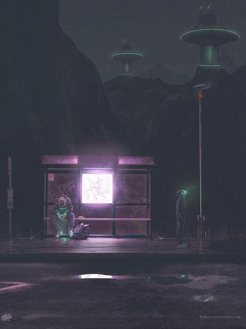 Bus Stop: 2055