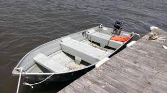 Alluminum Boat Rental