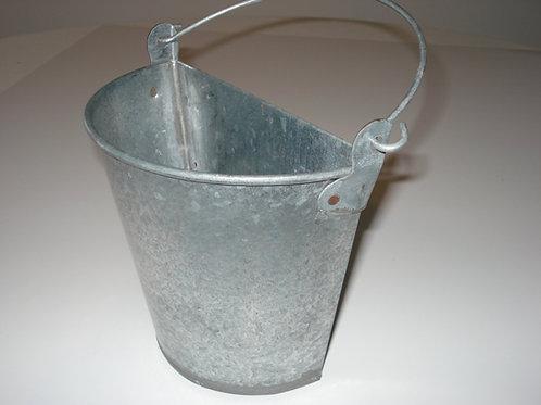 Aluminium Half-Bucket - $1.50 each