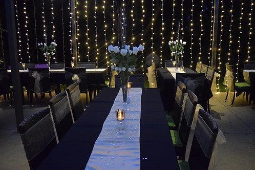 Fairylight Curtain 3m x 6m