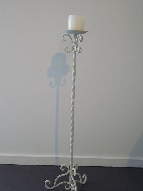 Tall Single Standing Candelabra - $8.00 each
