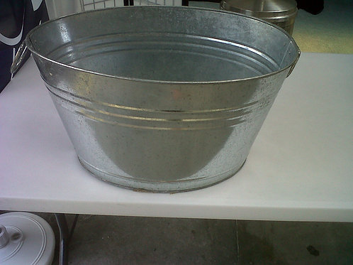 Aluminium Ice Tubs - $4.00 each