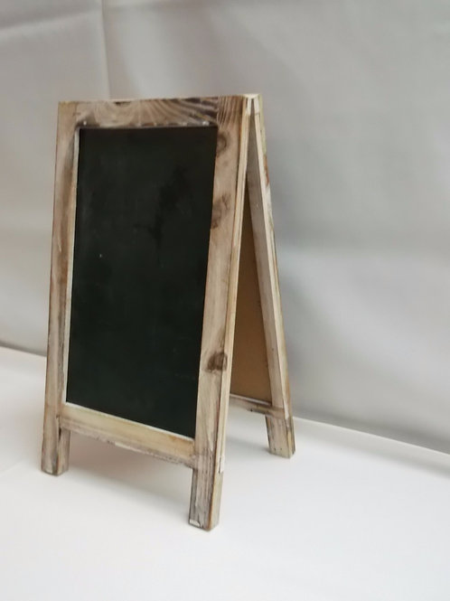 Blackboard A-Frame - Small $4.00 each